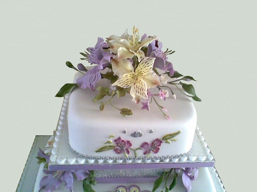 Anniversary Amp Engagement Cakes Brighton