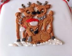 reindeer-closeup